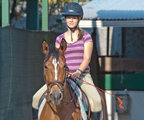 Miki Riding 2013