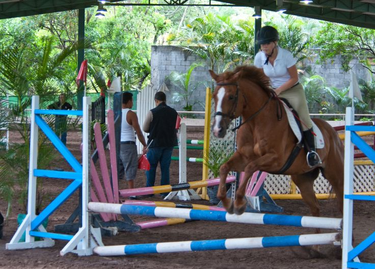 Miki Riding Comp June 2013