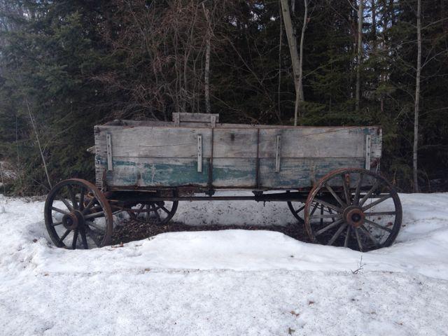 Wagon 2014
