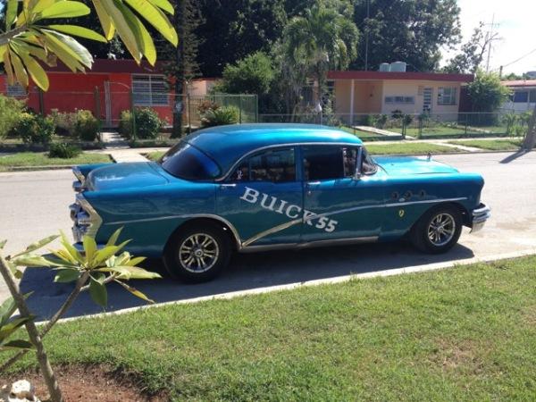 Cuba Car 2014