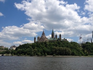 Ottawa from Quebec 2014